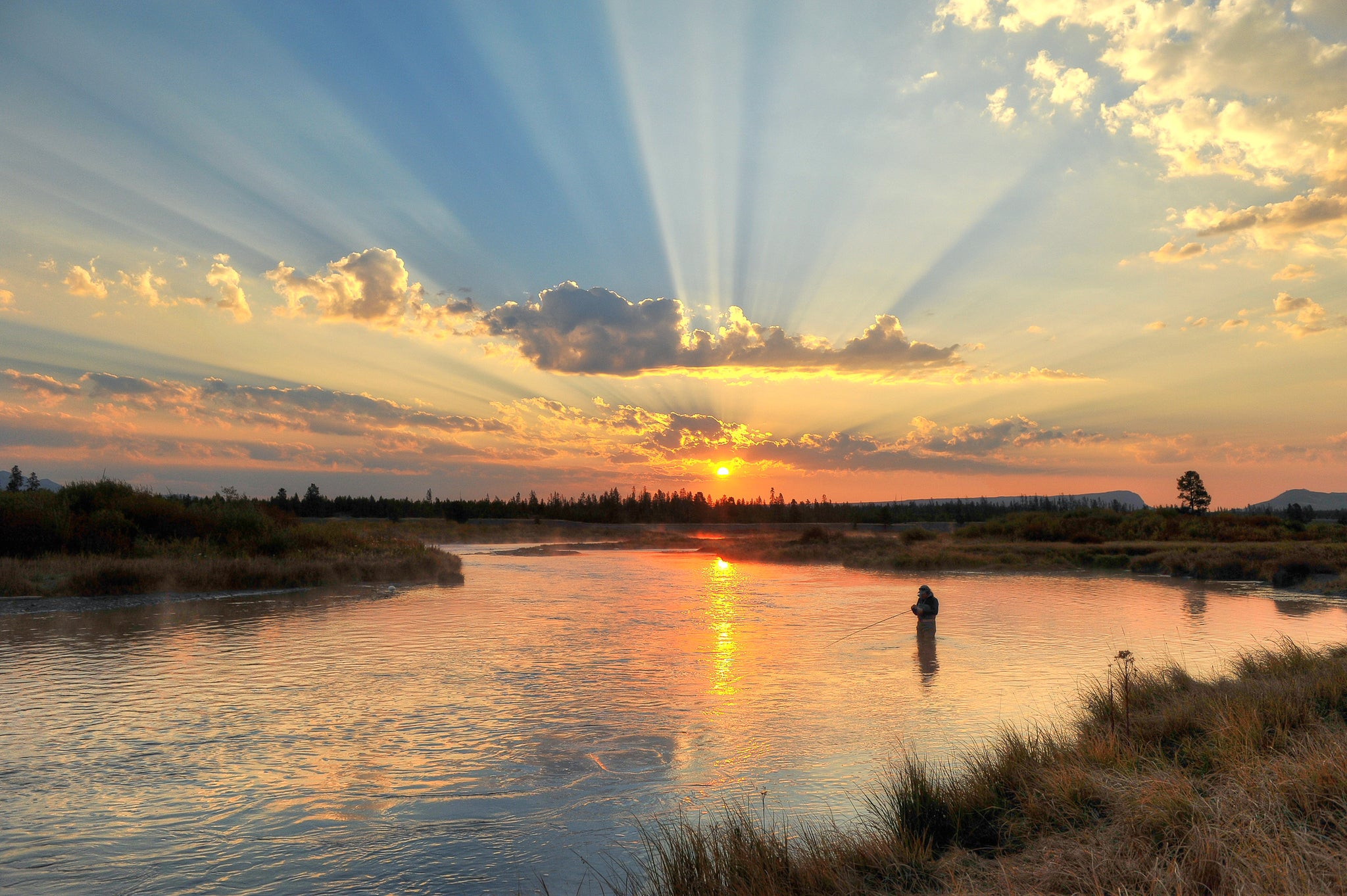 Book guided fly fishing trip with Madison River Outfitters
