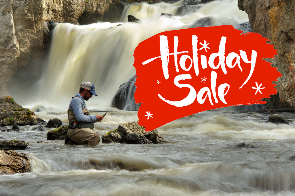 Madison River Outfitters Holiday Sale 2016