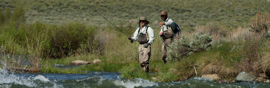 Professional Fly Fishing Guide Mike Loebl - Madison River Outfitters