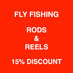 Holiday Sale on Fly Fishing Rods and Reels