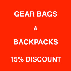 Holiday Sales - Fishing Gear Bags and Backpacks - 15% Discount
