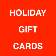 Holiday Gift Cards for Madison River Outfitters