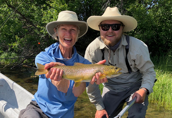 Professional Guide Float Trips Montana