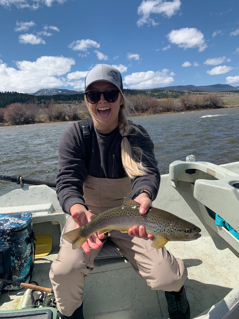 Upper Madison River Fishing Report