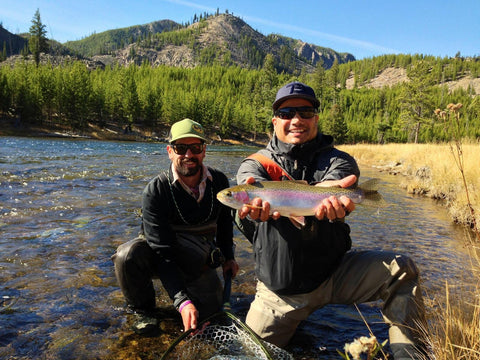 Madison River Outfitter Guide Jake Schilling
