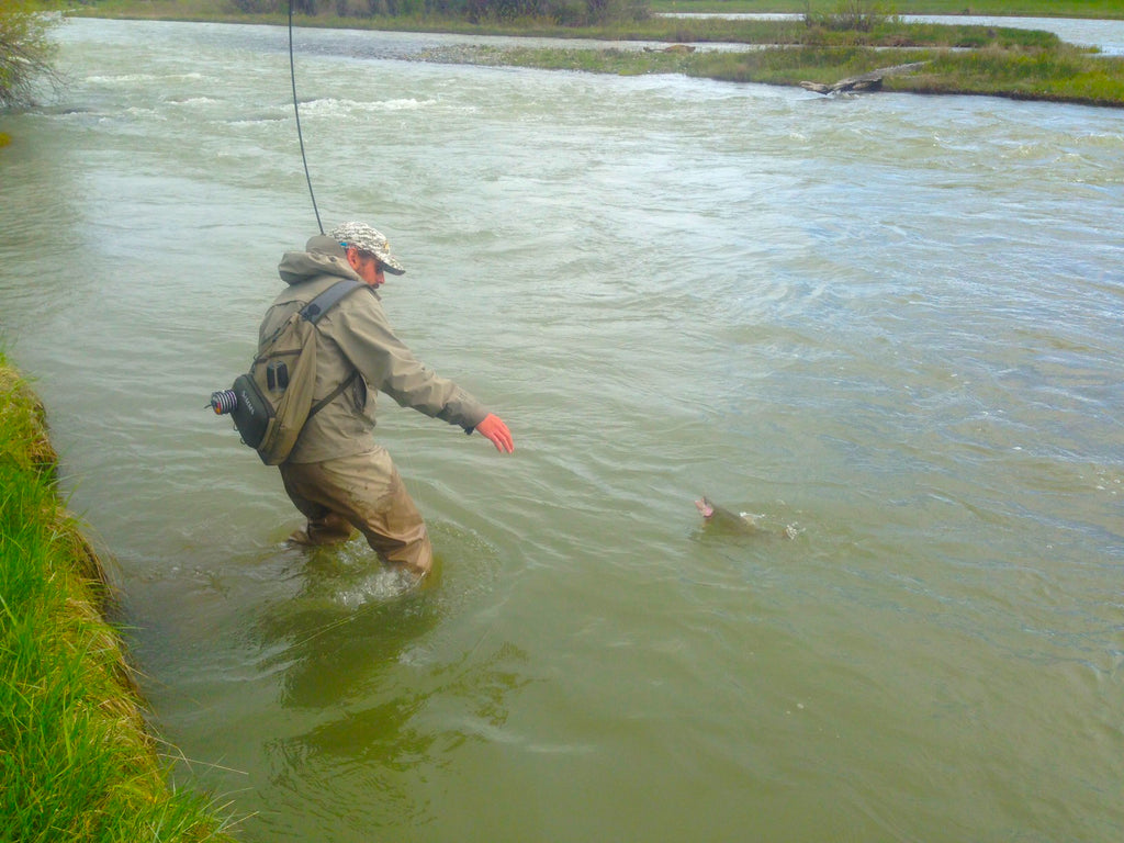 Jake Schilling - Professional Fly Fishing Guide Montana