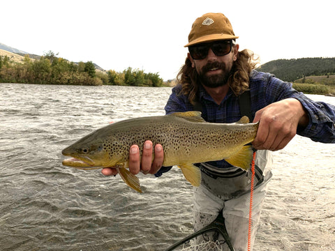 Jake Schilling - Professional Fly Fishing Guide - Montana