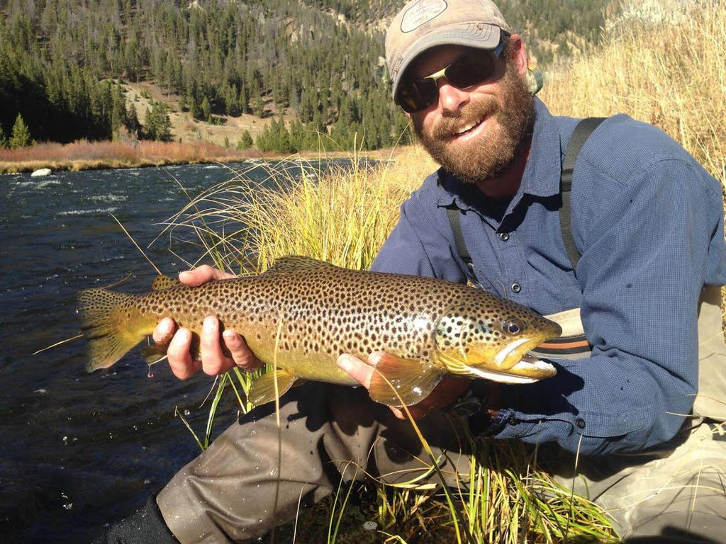 Learn to fly fish with Madison River Outfitters Mike Loebl Guide