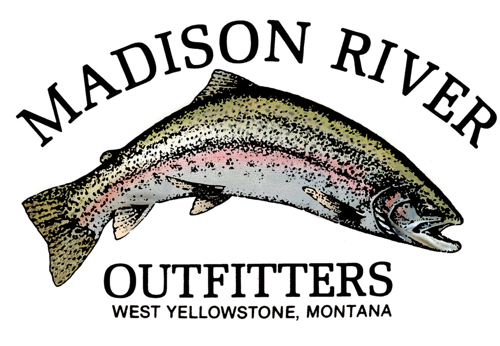 Madison River Outfitters Official Logo Wear