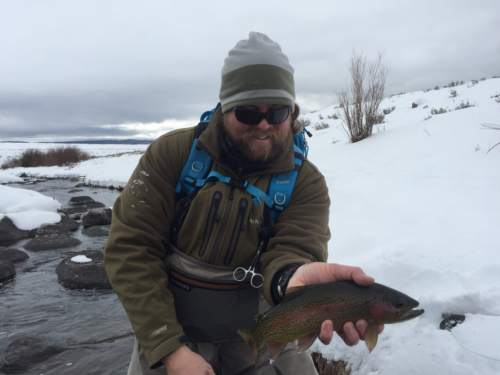 Madison River Outfitters Fly Fishing Guide Chris Daniel
