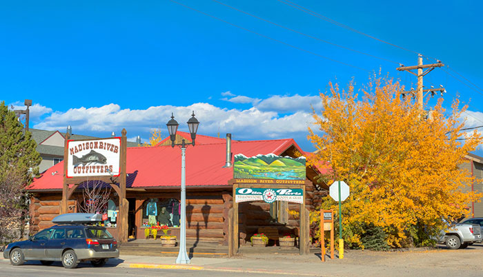 Madison River Outfitters Store