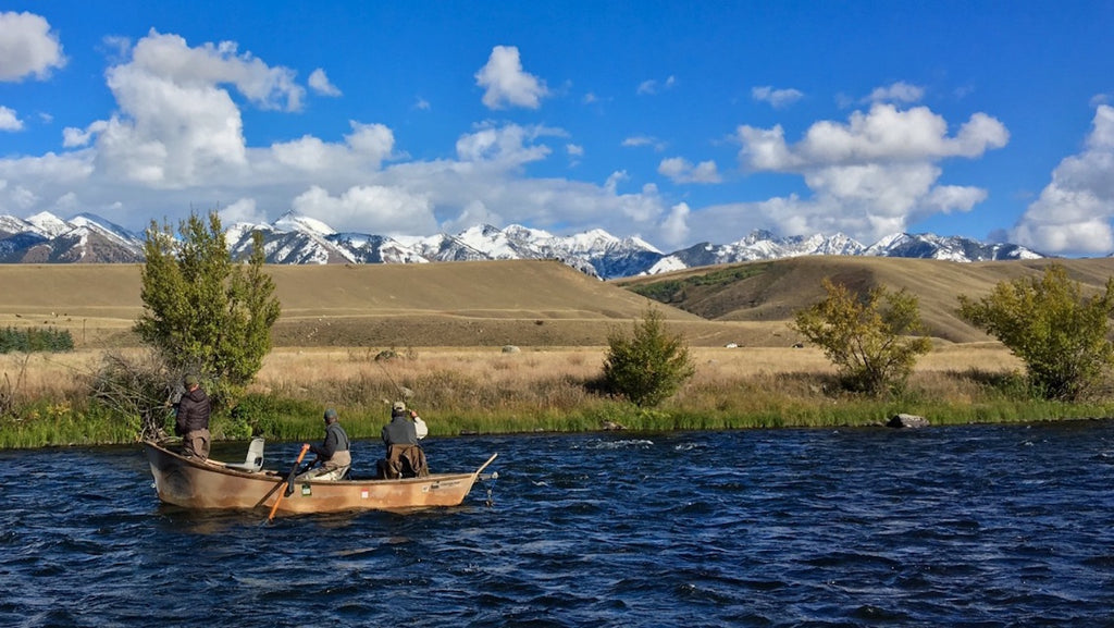 Madison River Outfitters - Professional Fly Fishing Guide Trips