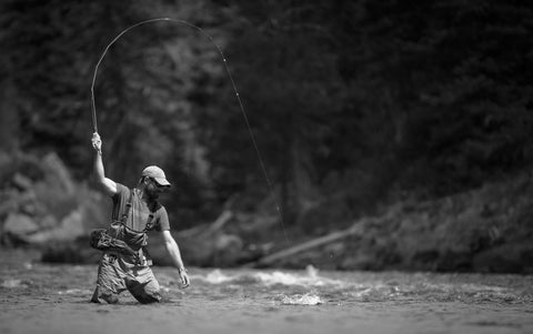 Mike Loebl Fly Fishing Guide for Madison River Outfitters