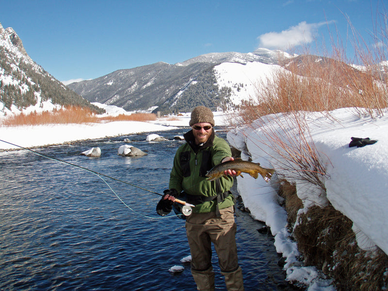 Madison River Outfitter Guide Mike Loebl