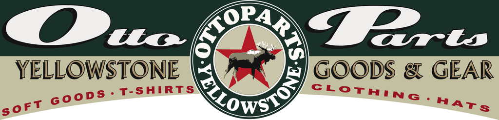 Yellowstone National Park Logo Wear