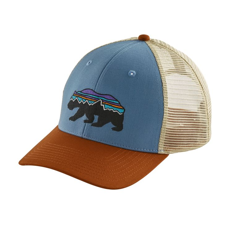 5def9176 Patagonia Trucker Hats tagged