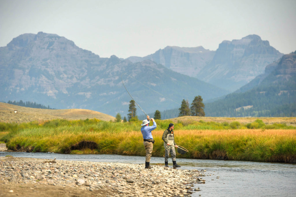 Dry Fly Casting School Madison River