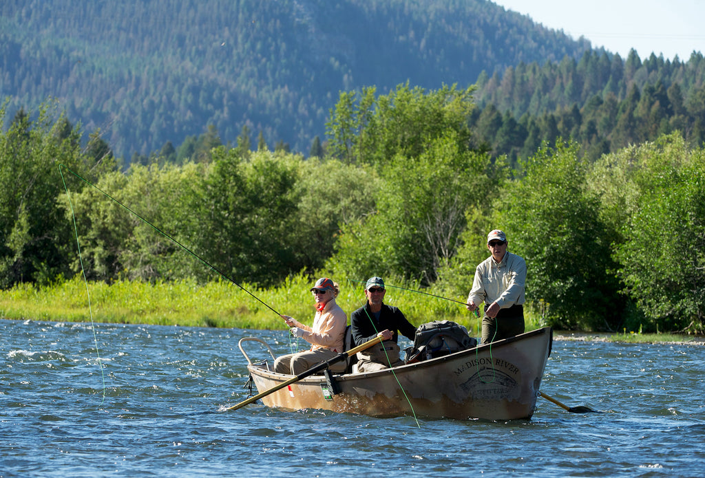 Madison River Outfitters Fly Fishing Guides in Montana and Yellowstone National Park