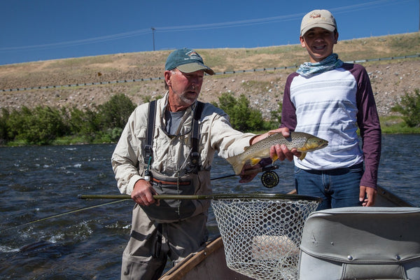 Madison River Guide Trips