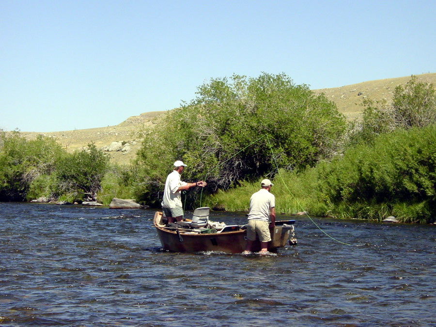 West Yellowstone Professional Fly Fishing Guides