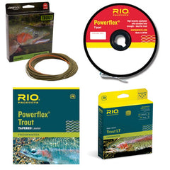 Fly Line, Leader & Tippet