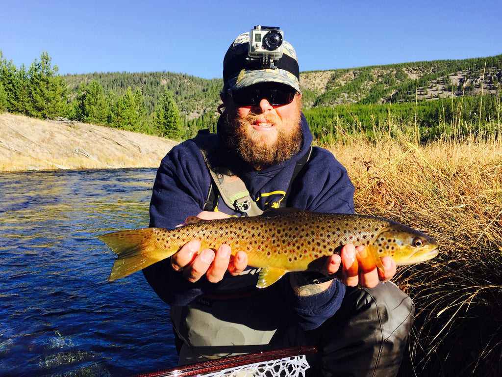 Guided Wade Fishing Trips in Yellowstone National Park