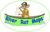 River Rat Maps for fly fishing