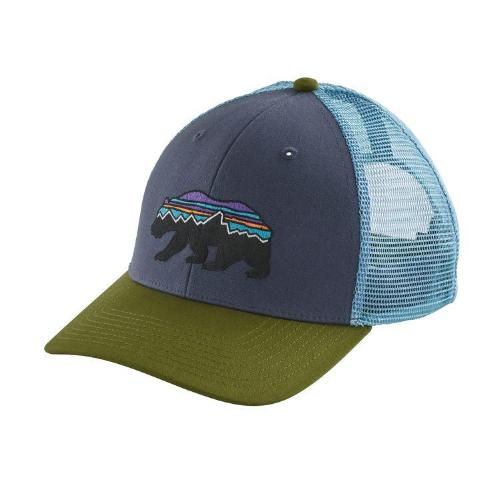Patagonia Fitz Roy Bear Trucker Hat - Madison River Outfitters 9defaf5064a5