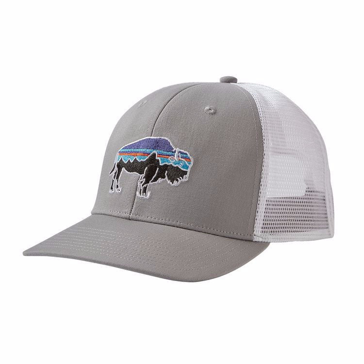 f8f1f571 Patagonia Fitz Roy Bison Trucker Hat - Madison River Outfitters