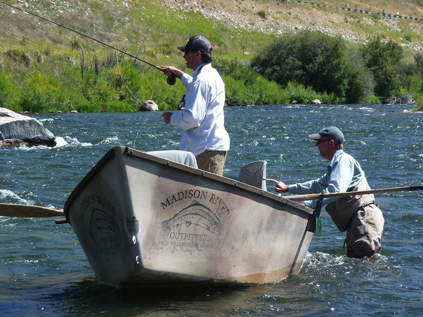 Book Your 2016 Guided Fly Fishing Trip