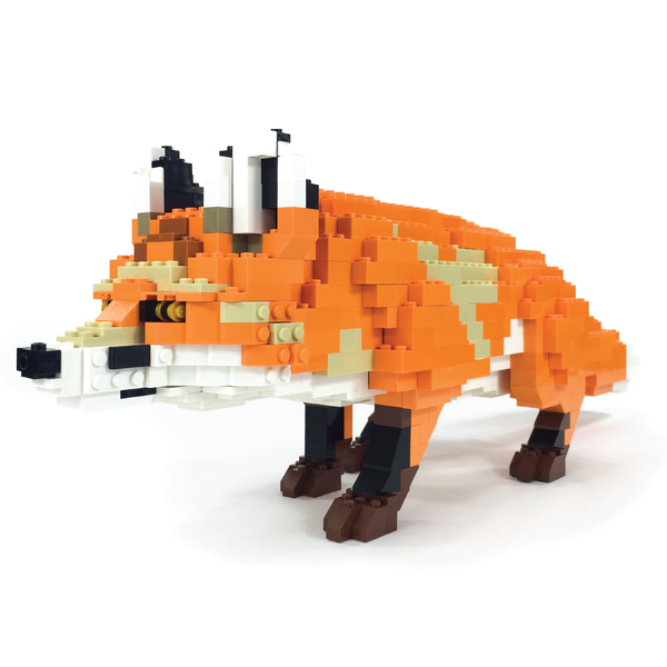 Red Fox LEGO Moc