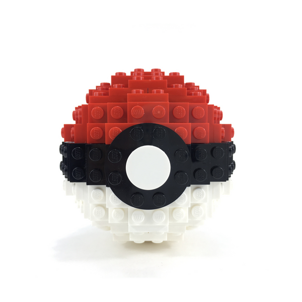 LEGO Pokéball Look-a-like MOC