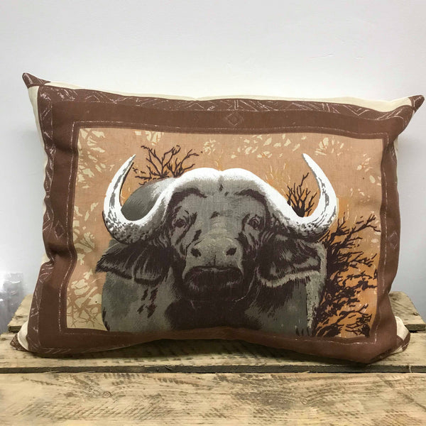Hand Made African Animal Cushion Covers