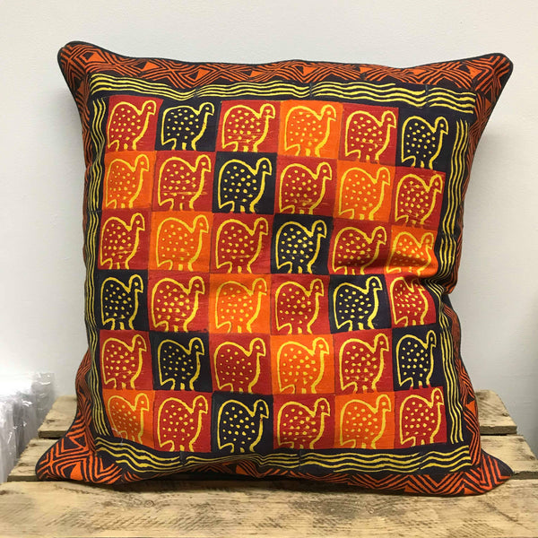 Hand made African Inspired Cushion Covers