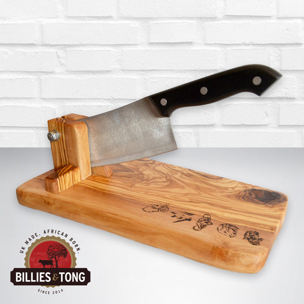 Big 5 Olive Wood Slicer