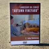Landscape Oil Series - Autumn Vineyards (DVD)
