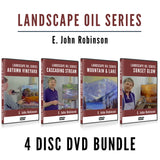 Landscape Oil Series (DVD Set)