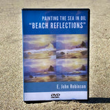 Painting the Sea in Oil - Beach Reflections (DVD)
