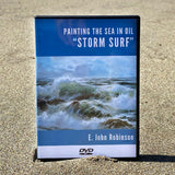 Painting the Sea in Oil - Storm Surf (DVD)