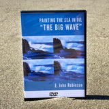 Painting the Sea in Oil - The Big Wave (DVD)