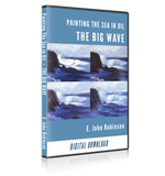 "DIGITAL BUNDLE: Painting The Sea In Oil, all 5 videos plus FREE eBook ""Special Moments"""