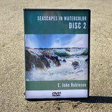 Seascapes in Watercolor, Disc 2 (DVD)