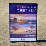 Workshop Series - Sunset in Oil (DVD)