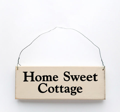 Home Sweet Cottage