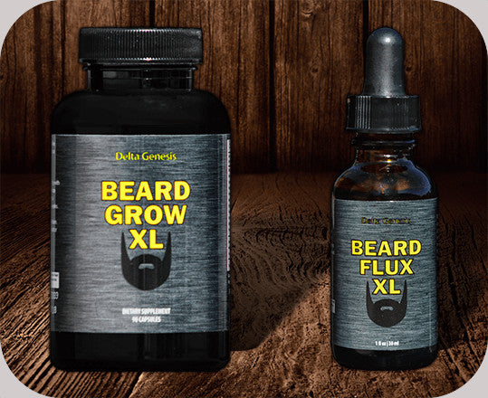 REVOLUTIONARY FACIAL HAIR CARE