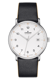 Junghans Form A - Automatic Black Band Numerals