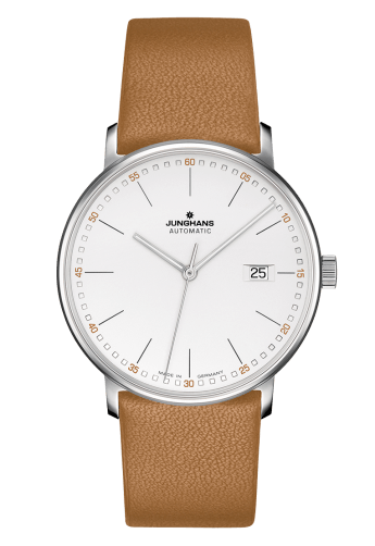 Junghans Form A - Automatic Blue Band Numerals