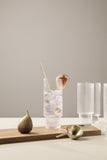Ferm Living Ripple Glass Long - Set of 4