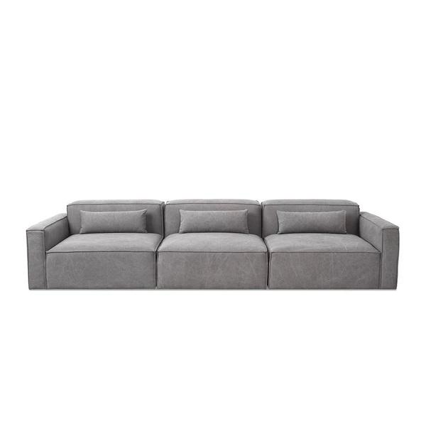 GUS Modern Mix Modular Sectional Chair - Armless Piece