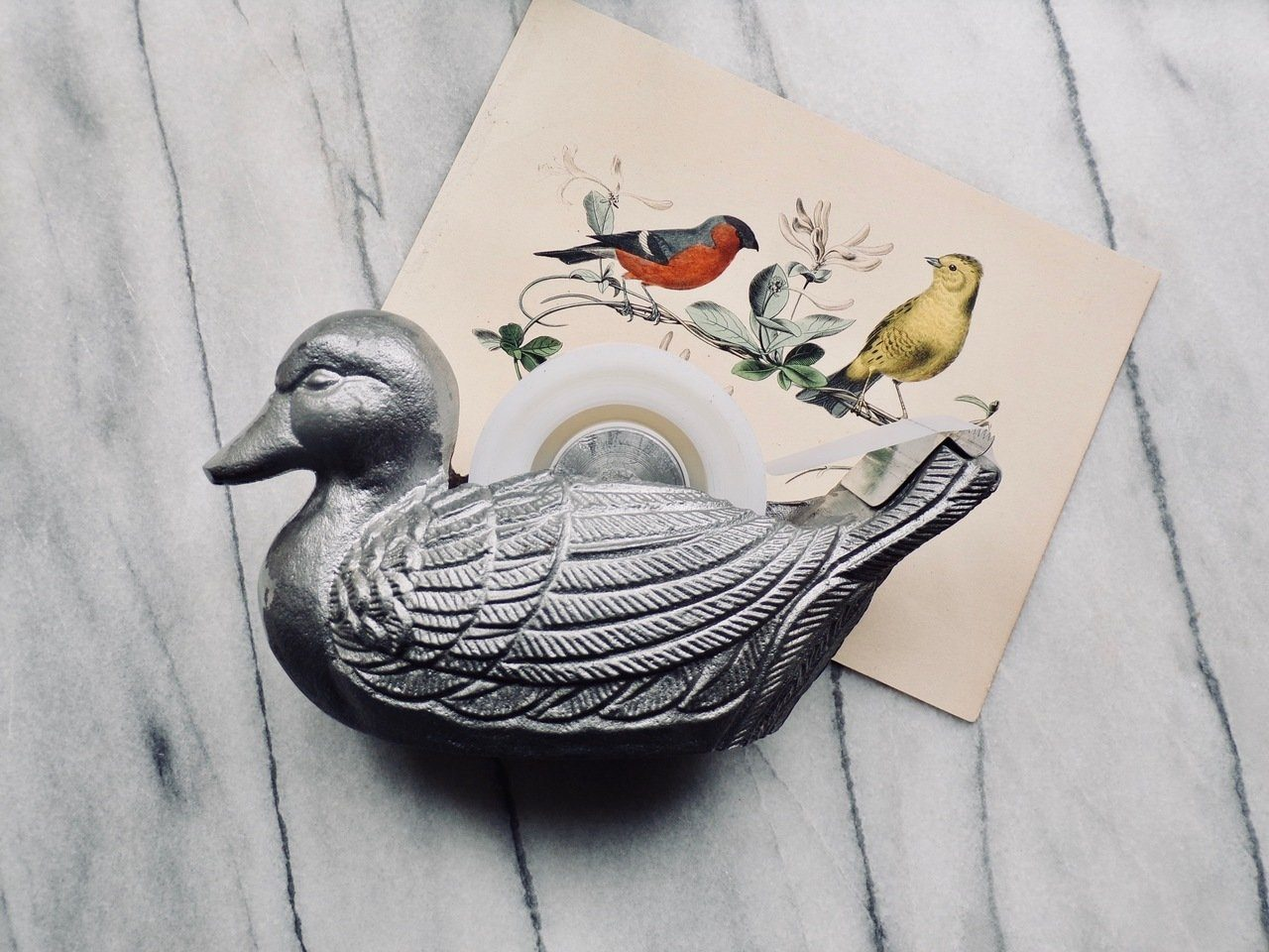 Siren Song Duck Tape Dispenser